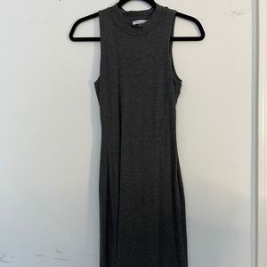 VELVET TORCH - MOCK NECK DRESS - SIZE M